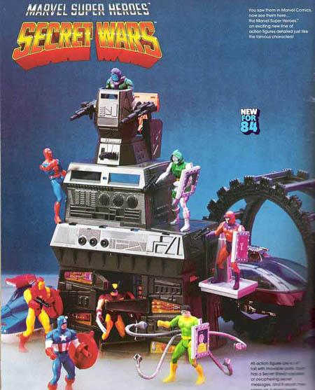 secret-wars-kenner-toys