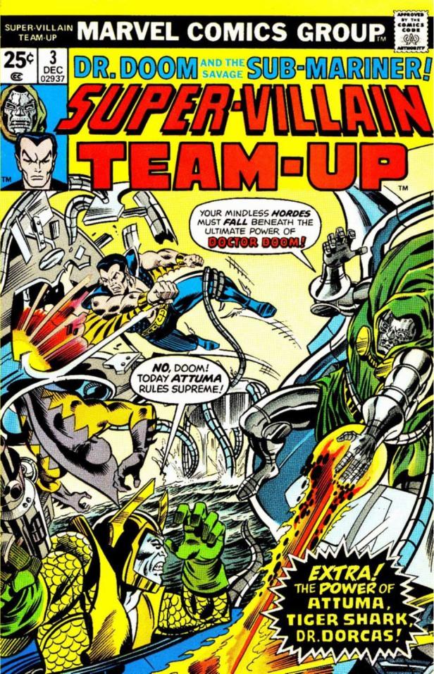 Super-Villain Team-Up 3
