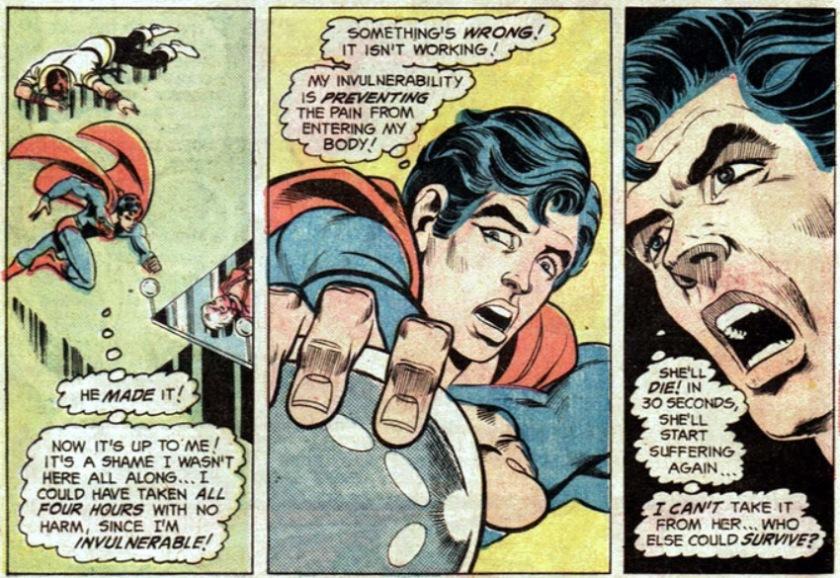 Superboy starring the Legion of Super-Heroes 209 superboy karate kid