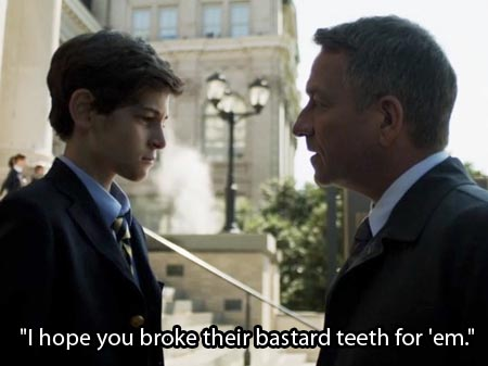 alfred-gotham-I hope you broke their bastard teeth for 'em