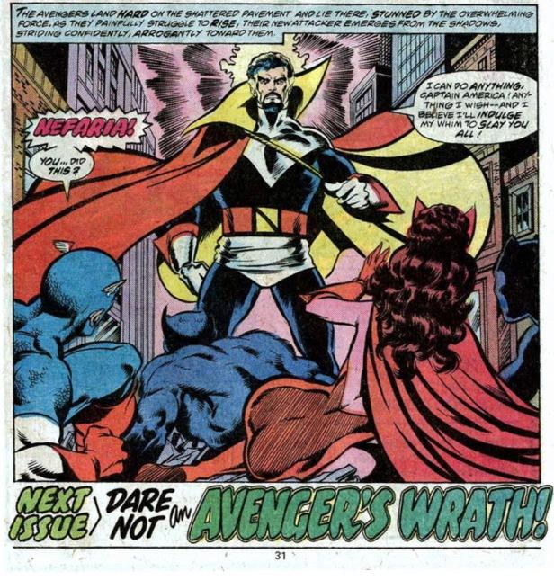 Avengers 164 Nefaria