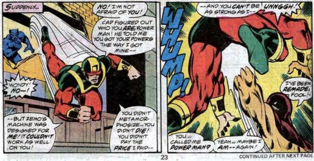 Avengers 164 wonder man power man