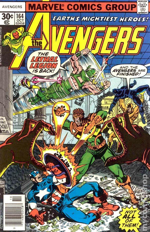 Avengers 164