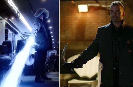 Arrow y Flash – Abrazando su origen comiquero y dejando ...