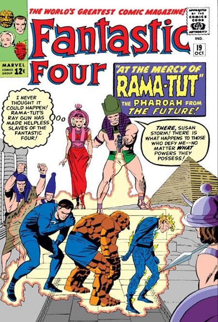 fantastic-four-19-marvel-stan-lee-jack-kirby-rama-tut