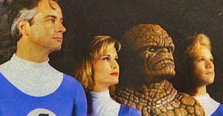 Fantastic Four Corman 4F