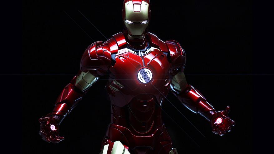 Iron Man Merengon