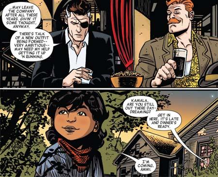 Marvel 75th Anniversary Celebration-james-robinson-chris-sanmee
