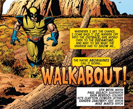 Marvel 75th Anniversary Celebration-wolverine-len-wein-paul-gulacy