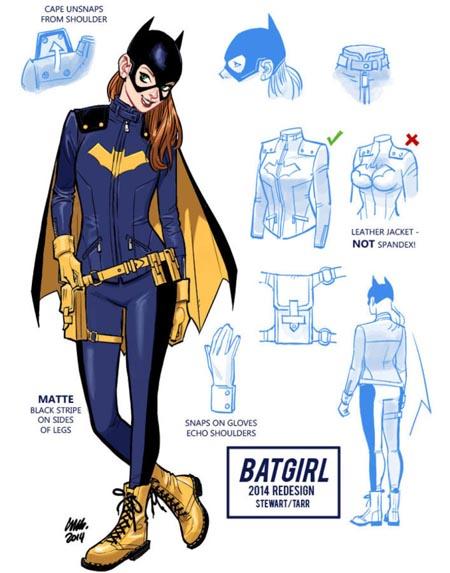 new-batgirl-new52-cameron-stewart-redesign