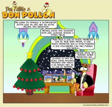 don pollito y don pollon nochebuena2014b