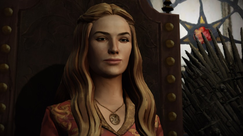 Game of Thrones A Telltale Games Series Cersei