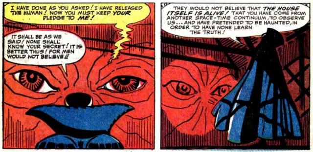 Strange Tales 120 The House of Shadows Doctor Strange Extraño