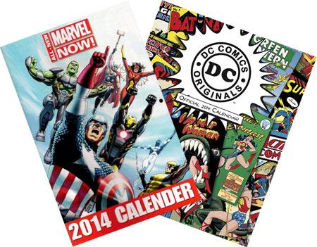 marvel-dc-2014-calendars