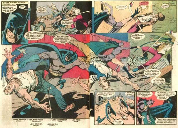 BATMAN 392 CATWOMAN