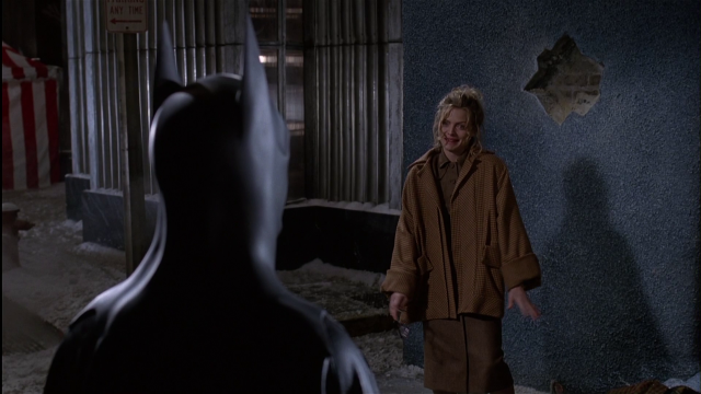 Batman Returns Vuelve Selina Batman