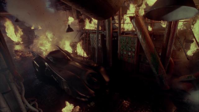 Batman Tim Burton Axis Chemicals