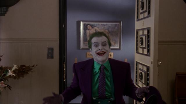 Batman Tim Burton Joker