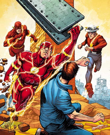 flash-38-75-anniversary-cover-flash-two-worlds
