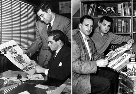 jerry-siegel-joel-shuster-joe-simon-jack-kirby