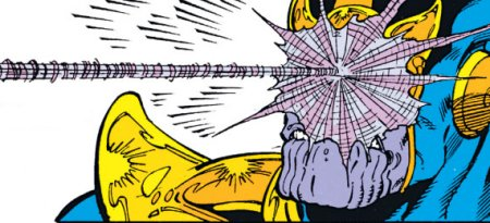 spiderman.webbing.thanos-face-infinity-gauntlet