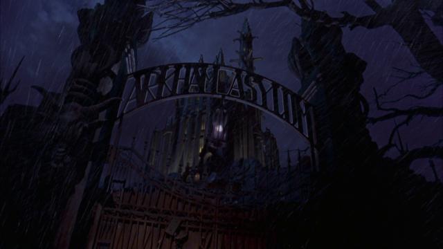 Batman Forever Arkham Asylum
