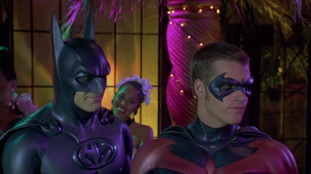 Batman & Robin Salidos perdidos
