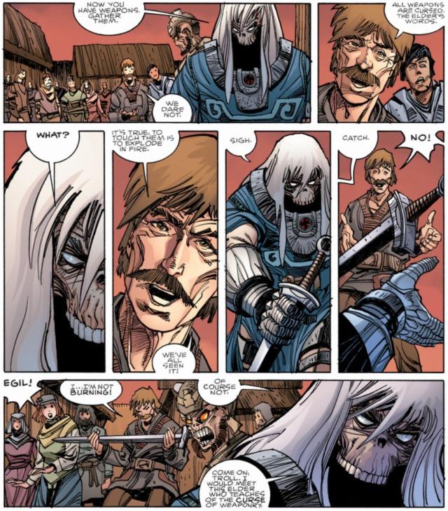 RAGNAROK Walter Simonson Thor