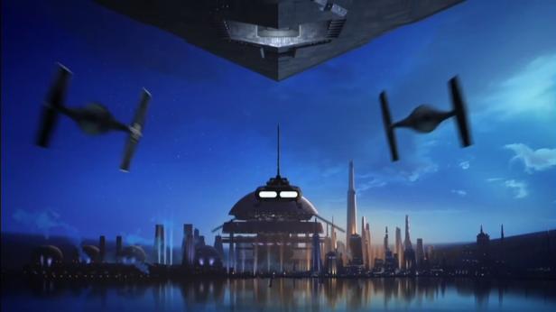 Star Wars Rebels Empire