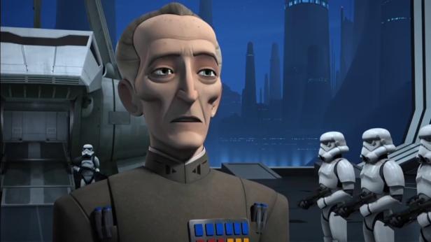 Star Wars Rebels Tarkin