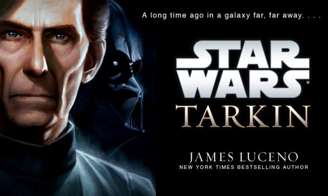 Tarkin novela James Luceno
