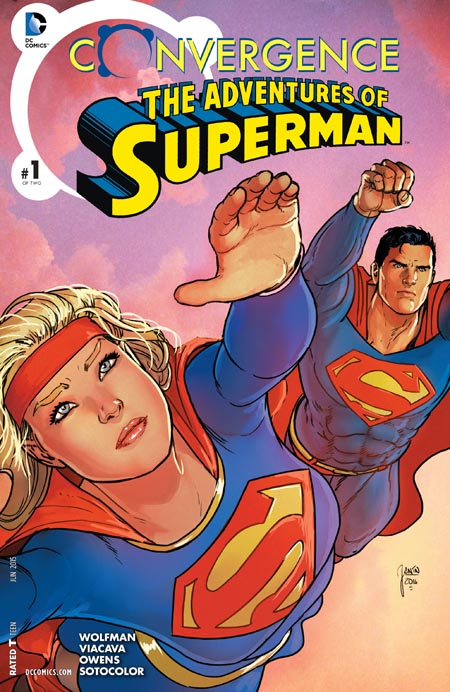 Convergence - Adventures of Superman
