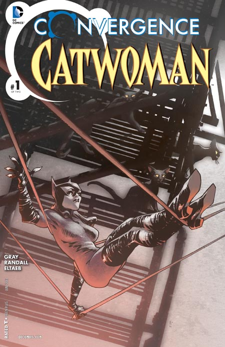 Convergence - Catwoman