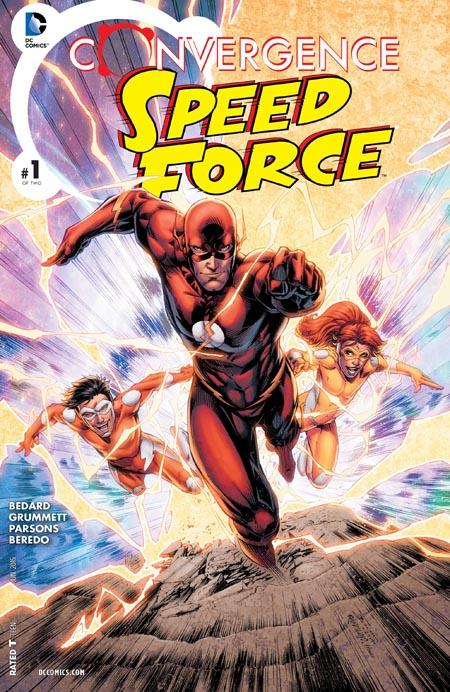 Convergence-dc-comics-Speed-Force