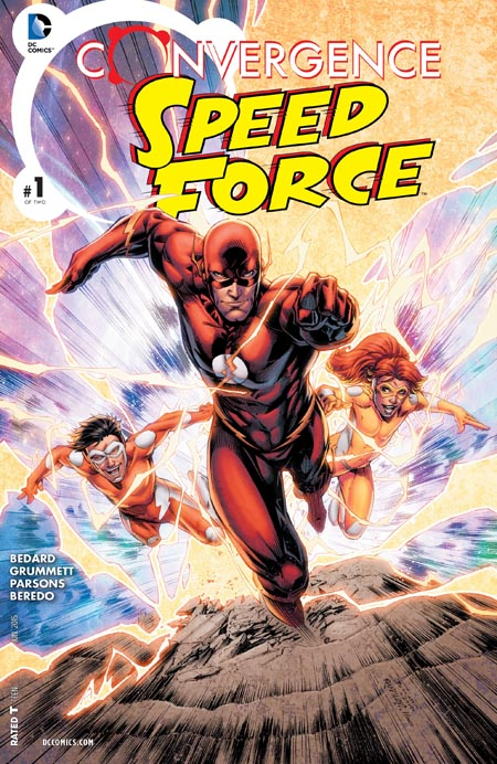 Convergence-dc-comics-Speed-Force