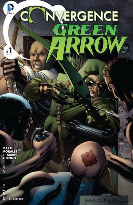 Convergence - Green Arrow