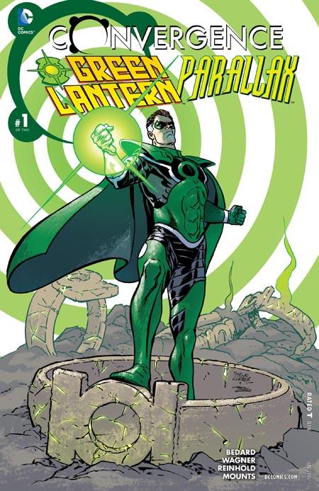 Convergence - Green Lantern Parallax