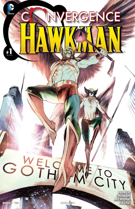 Convergence - Hawkman