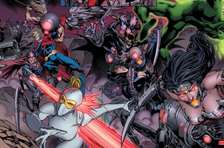 Convergence-just-imagine-stan-lee-vs-cyborgs-brother-eye-futures-end