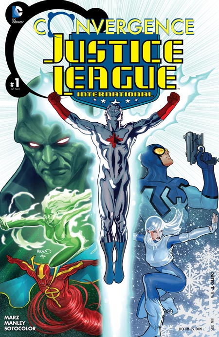 Convergence - Justice League International