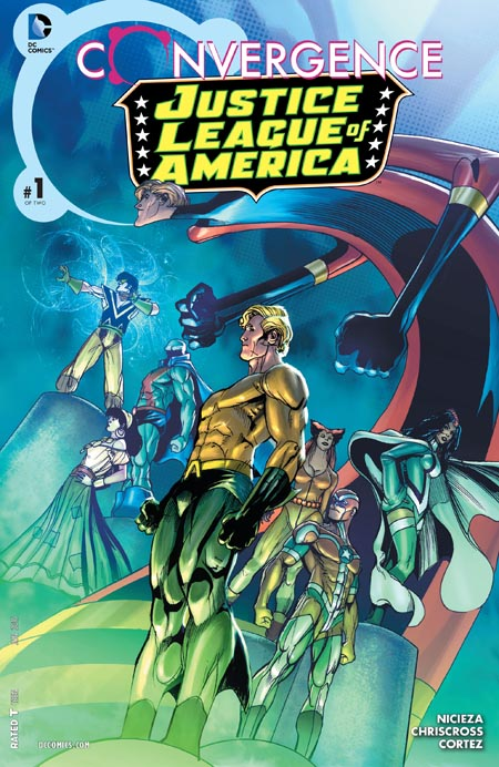 Convergence - Justice League of America