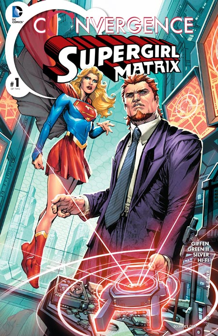 Convergence - Supergirl Matrix