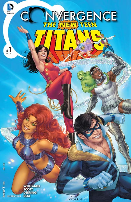 Convergence - The New Teen Titans