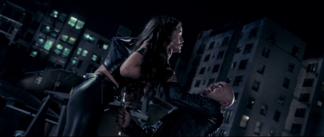 Daredevil Fox Bullseye Killing Elektra