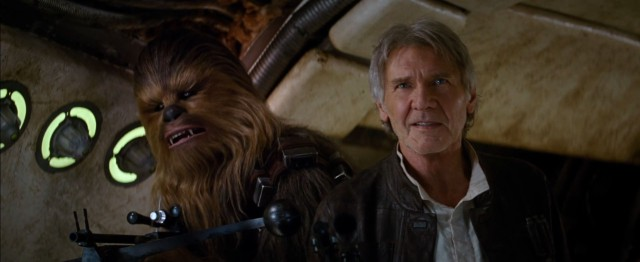 Han Solo & Chewbacca 2015