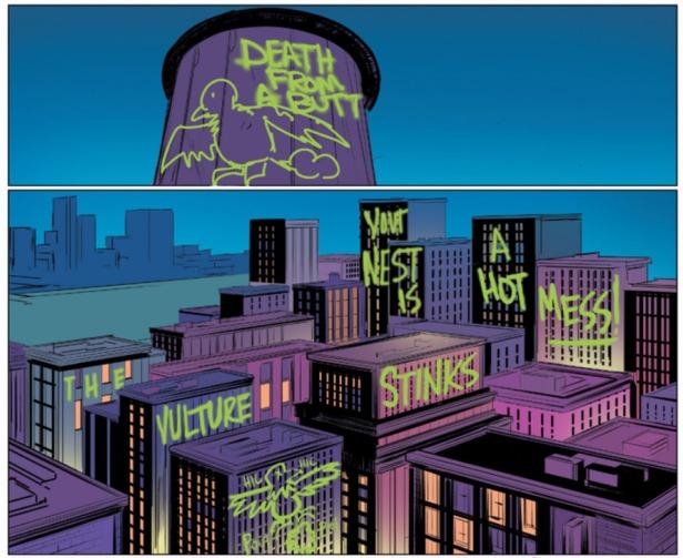 spidergwen grafiti