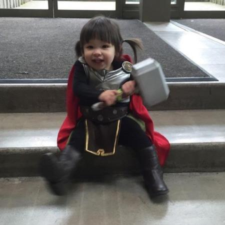 Thor chica