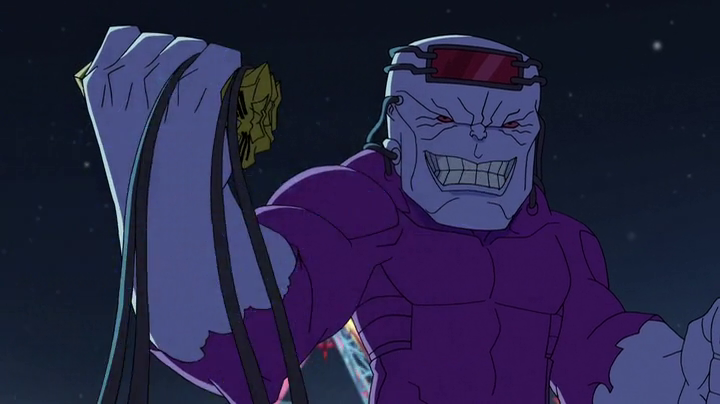 Avengers Assemble SuperModok