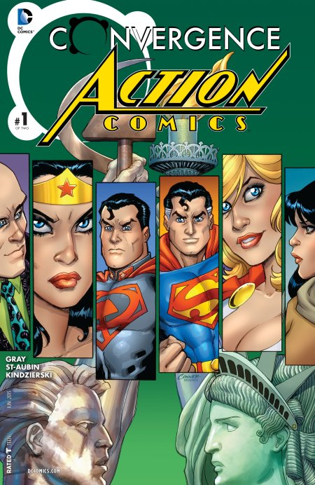 Convergence - Action Comics