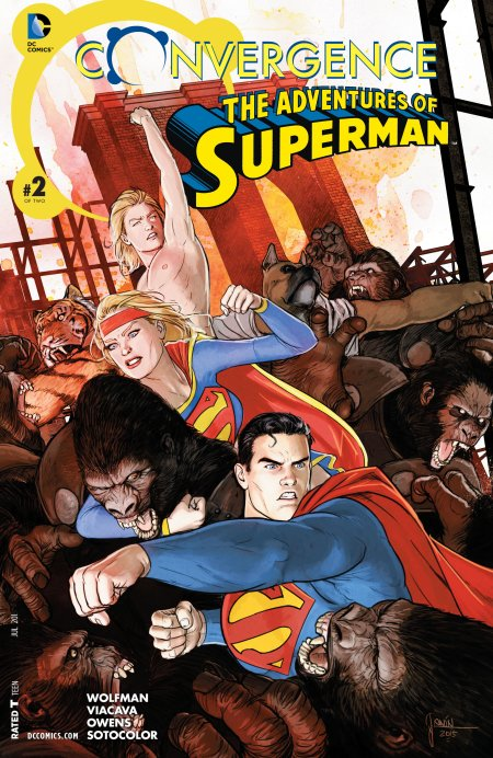 Convergence - Adventures of Superman2
